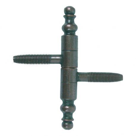 Fiche à visser de style - diamètre du nœud 11 mm